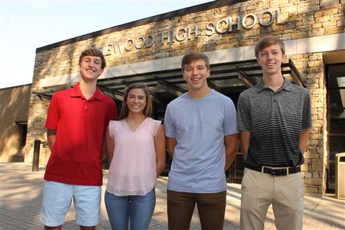 Homewood High School Announces National Merit Semifinalists